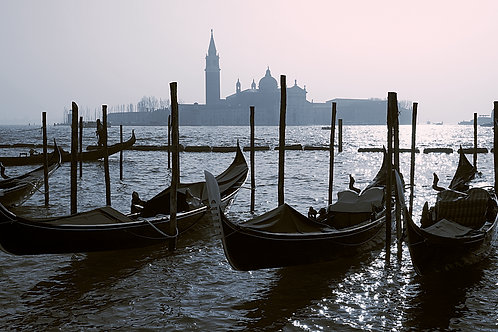 Venice in February 05