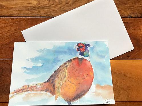 JB ChrCd Pheasant