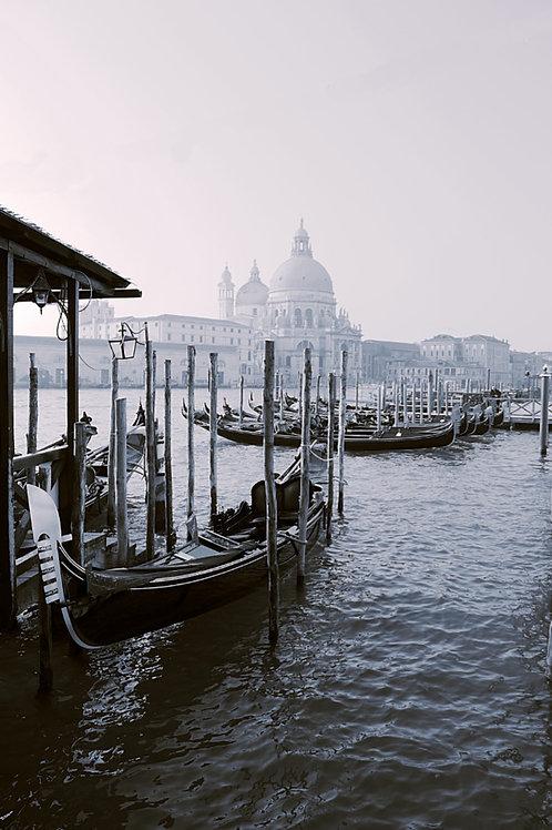 Venice in February series