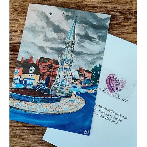 EW Card04 Banbury Cross