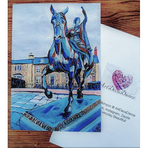 EW Card01 Fine Lady