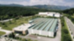 Fabrica de Eva Group en Lekunberi, Navarra