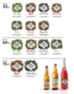 Different presentation formats of The Good Cider