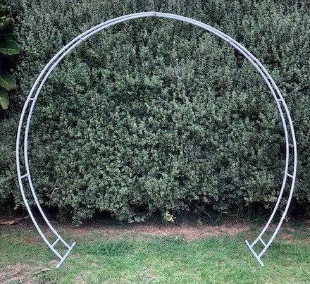 Semi Circle Arch