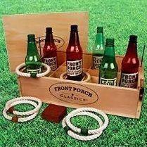 Beer Bottle Toss