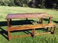 Rustic Table Combo