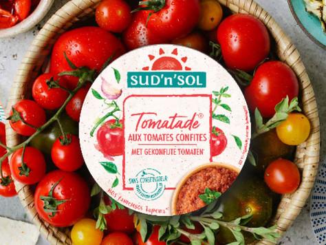 Terug naar de roots. Fine mediterrenean food for fine people met Sud'n'Sol brand.