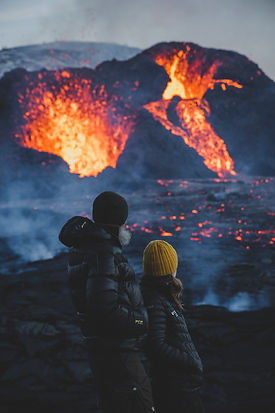 Fagradalsfjall Volcano Photo Tour