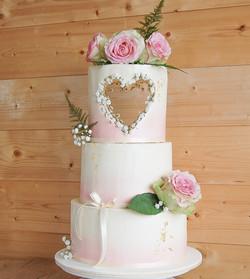 Romantic WeddingCake