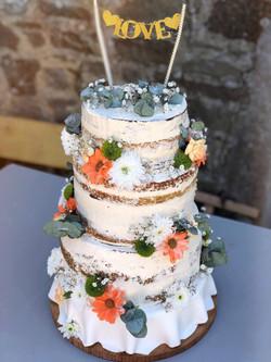 WeddingCake Carotte