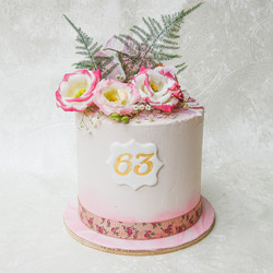 63' Cake