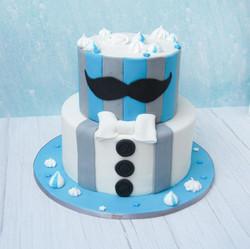 Gentleman cake04