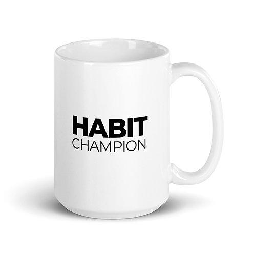 Habit Champion Mug