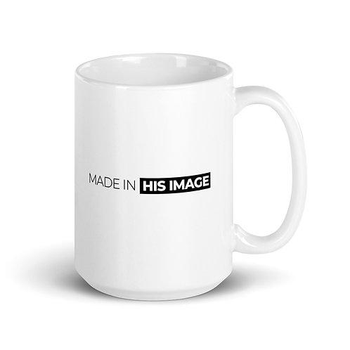 Made In His Image Mug