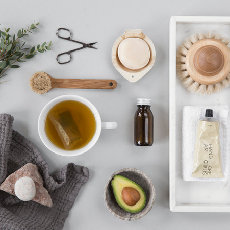 My Favorite Plant-based Beauty Products