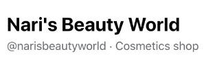 Nari's Beauty World