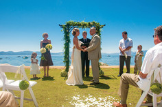 Who will perform your wedding ceremony?