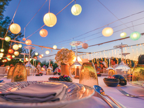 Party #LikeABoss. Creating a reception to remember