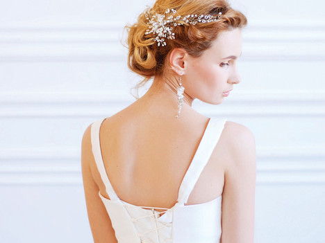 Do's and don'ts for your wedding day hairstyle