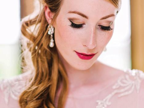 Wedding day beauty begins months ahead
