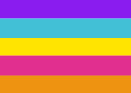 Gender Non-Binary Pride