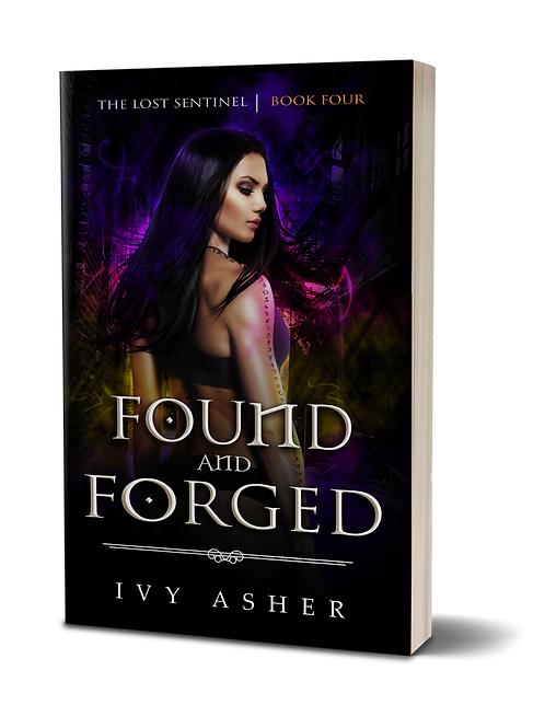 Found and Forged Signed Paperback