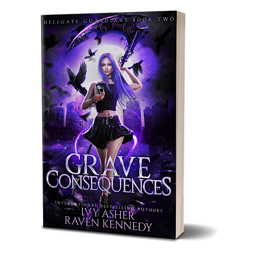 Grave Consequences Signed Paperback