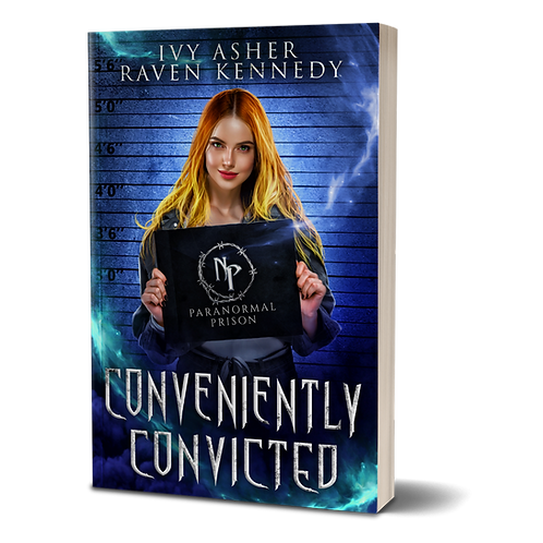 Signed Conveniently Convicted Paperback