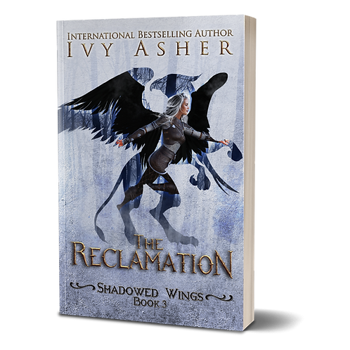 The Reclamation Signed Paperback