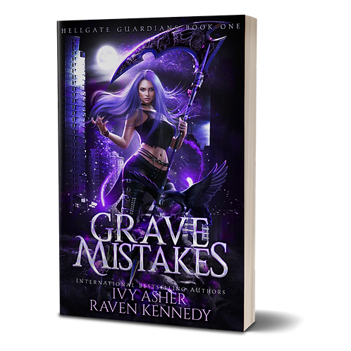Grave Mistakes Signed Paperback