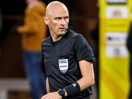 Поздравляем Сергея Карасёва с назначением на матч ЕВРО-2020!
