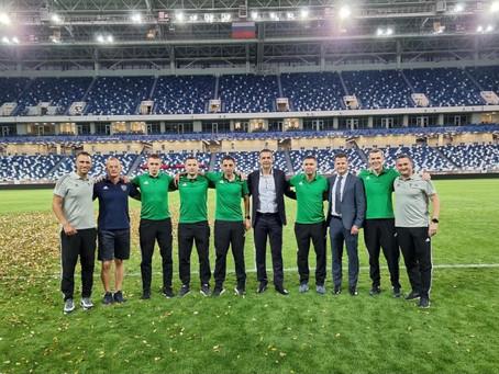 Поздравляем Дмитрия Чельцова и Андрея Болотенкова с Суперкубком России!