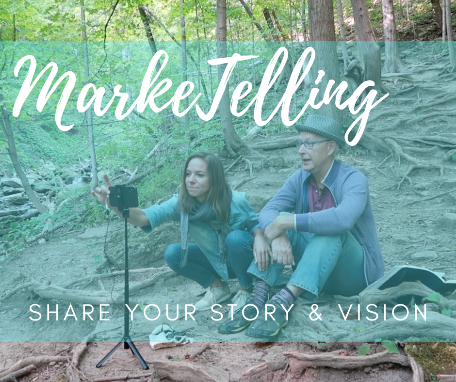 MarkeTelling - share your story & vision