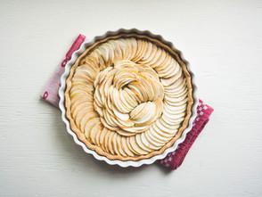 Apfelkuchen: Die Versuchung aus dem Backrohr – ganz zuckerfrei!