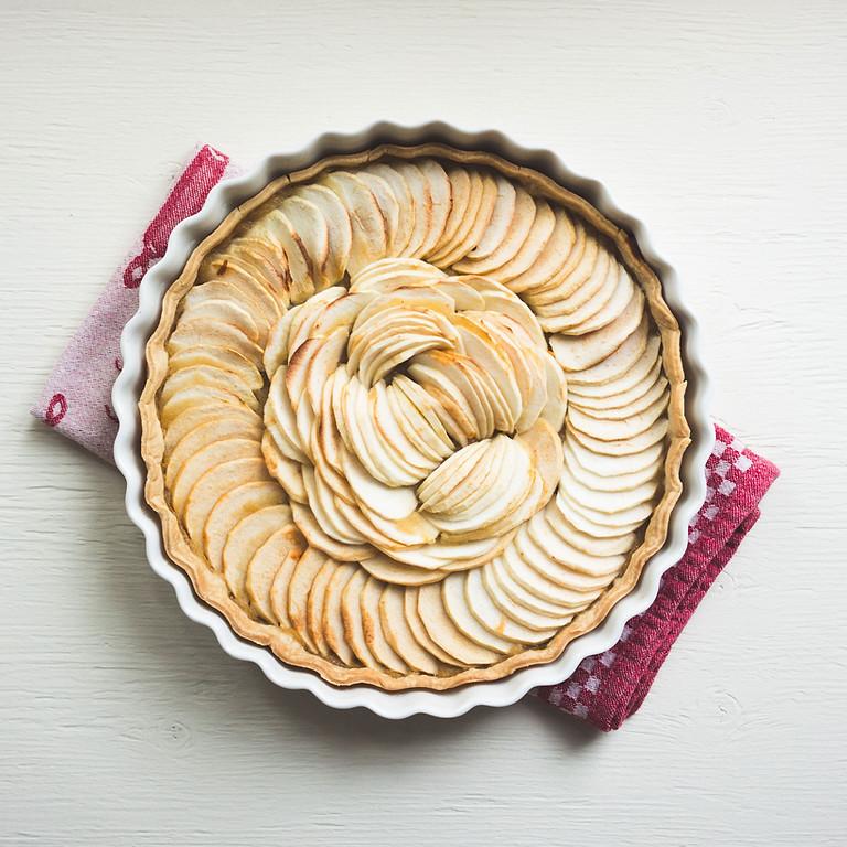 Ateliers PNJ : La tarte comme pomme !