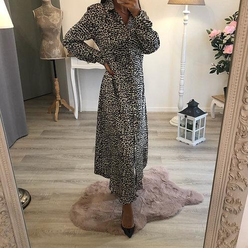 """Robe modèle """"Féline"""""""