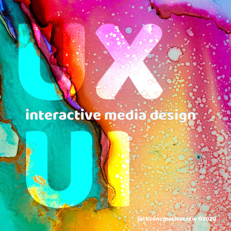 UX, UI and Interactive Media Design