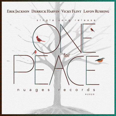 One For Peace, single song released today.
