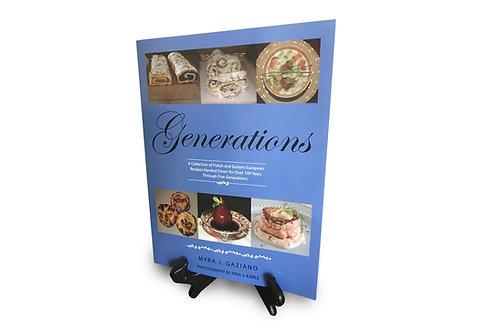 Generations Eastern European Cuisine Cookbook