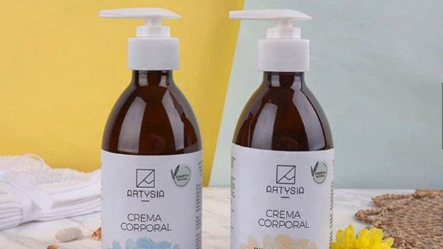 Cremas corporales  Artysia