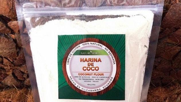 Harina de coco Nature Spirit 1 lb