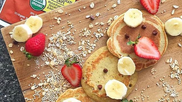 Pancake mix chocochip Cusi