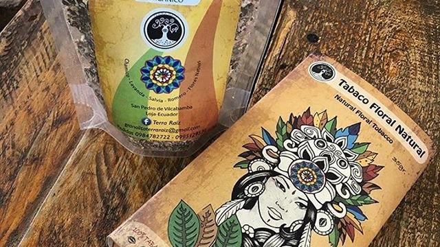Tabaco Orgánico Terra raíz