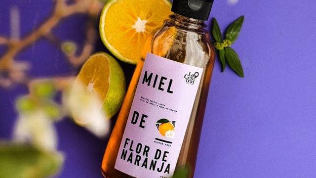 Miel de flor de naranja