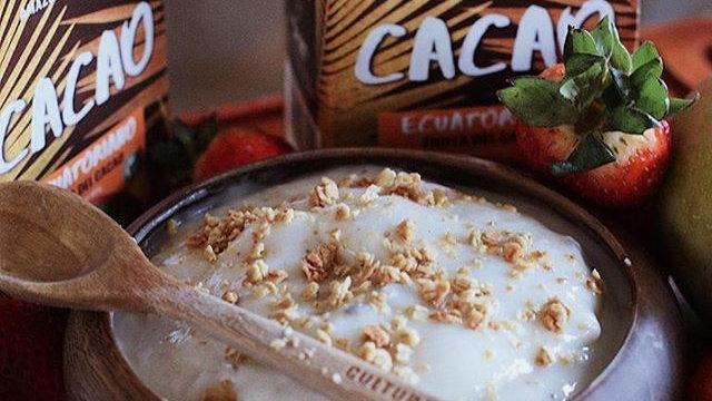 Pulpa de cacao Cultura Acaí