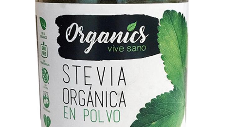 Stevia en polvo Organics