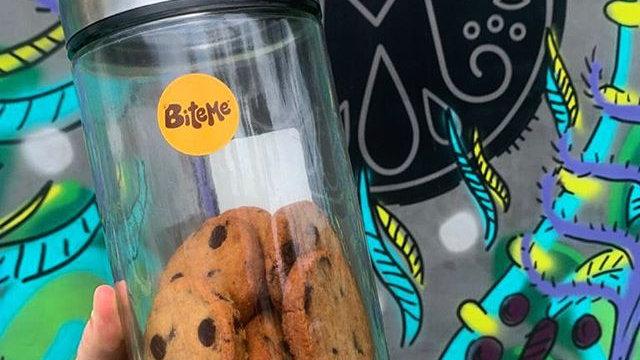 Galletas chocochips keto Biteme snacks