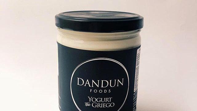 Yogur griego Dandun