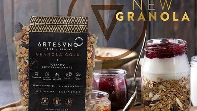 Granola Gold Artesano