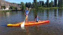 Crescent Bar Vantage Paddle Board Rentals